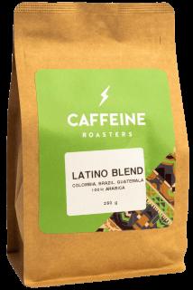 Latino Blend  Tegemist on kohviubade seguga. Sobib hästi kasutamiseks kohvimasinas.  Röst: keskmine Maitseprofiil: tume šokolaad, pähklid, täidlane Kõrgus: 1200-1800 m