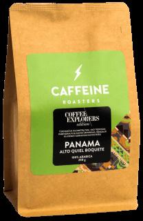 Panama Boquete   Päritolu: Panama Röst: keskmine Maitseprofiil: tsitruse aroom, lilled, pähklid Kõrgus: 1600-1800 m